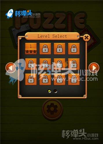史上最好玩的拼图小游戏 迷宫小球拼图来袭