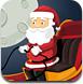 圣诞老人驾车派礼