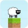 跳跃的小绵羊
