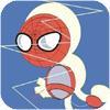 解开蜘蛛网