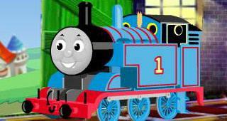 组装托马斯小火车2