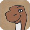 恐龙化石拼图