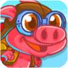 火箭粉红猪