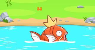 鲤鱼王冒险