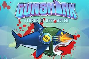 深海的巨鲨