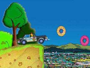 辛普森汽车之旅2关卡全开版