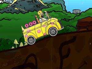 辛普森运送甜甜圈