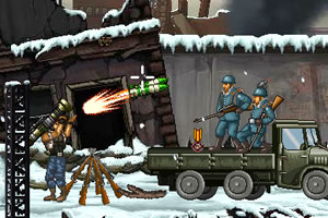二战前线3无敌版