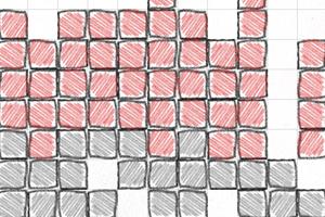 画线俄罗斯方块小游戏在线玩 画线俄罗斯方块下载
