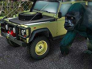 动物园停车