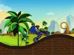 索尼克辛普森单车赛