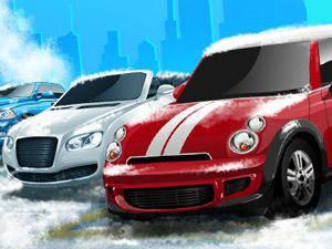 冬季狂热停车