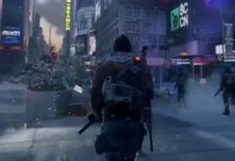 《全境封锁》全新视频曝光黑暗空间玩法