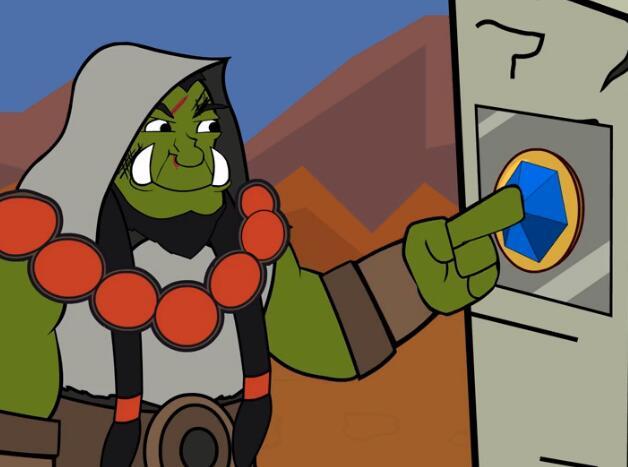 炉石传说爆笑动画:当T7猎碰上快攻萨