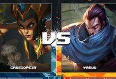 2016全明星赛第四日:Xpeke vs Impact