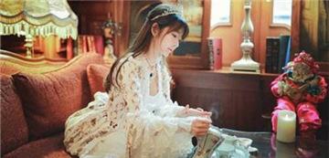 韩国第一美少女晒自拍