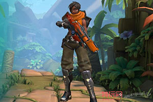 <font color='#FF0000'>一枪致命的诱惑 暗影中的狙击手凯妮莎</font>