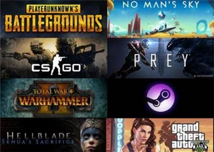 Steam销量:《绝地求生》23连冠让人惊叹