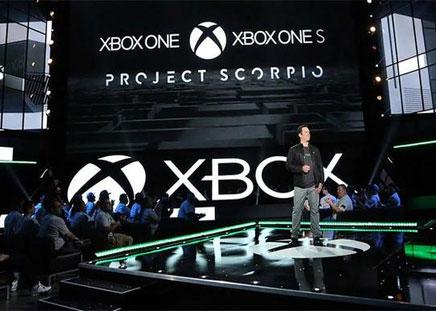 XboxOneX国行11月7日发售 售价3999元