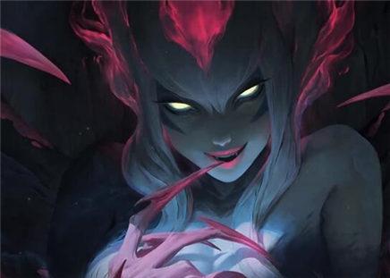 《英雄联盟》伊芙琳新外观曝光 更添神秘诱惑