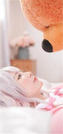 《埃罗芒阿老师》和泉纱雾COS 萌系美少女