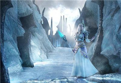 《炉石传说》 COSPLAY欣赏