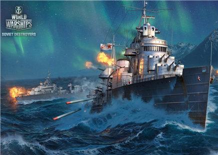 《战舰世界》两周年盛典11.27开启 待你归来