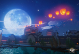 《天谕》新资料片上线 十二神殿震撼CG