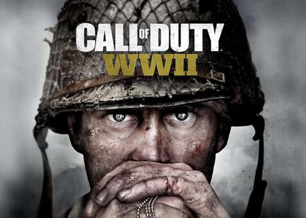 《COD14 二战》成为2017美国最畅销游戏