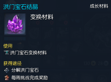 剑灵火龙的馈赠宝石箱 新的合成宝石路线