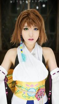 《最终幻想》Cos集锦