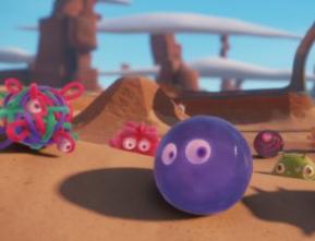 百变球球兼具美感及趣味的艺术设计详解