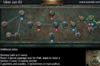 6月3日终极迷宫地图 最短9房间可6钥匙