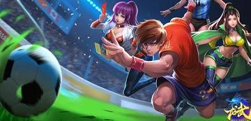 《龙武》6.8世界杯壁纸鉴赏