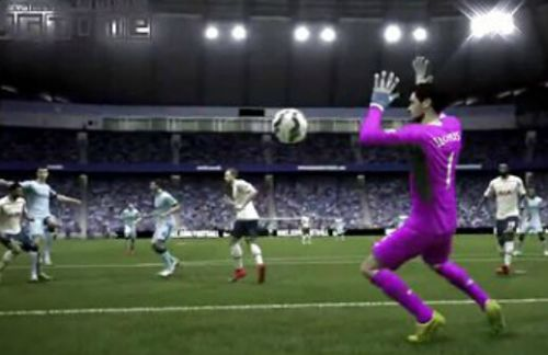 一分钟了解次世代主机游戏《FIFA15》