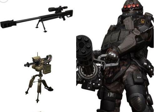 《黑色小队》空降演示 各兵种大幅修改平衡
