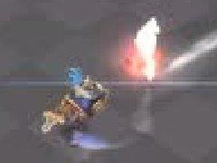 冒险岛2骑士50级技能展示:断腱斩