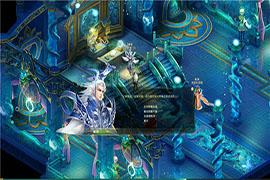《代号零》游戏场景截图 上天下海周游三界