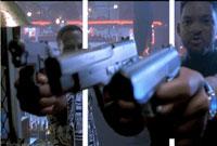 男枪手全职业二觉动画 改电影3D拔枪动态图