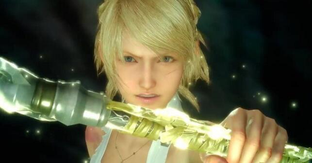 《最终幻想15》发售 同行上市宣传片推出