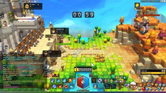 冒险岛2-37级单人本监视塔城墙:猪群的袭击攻略