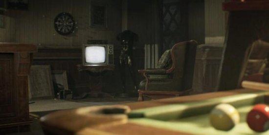 《生化危机7》含3位Boss 曝海量高清截图