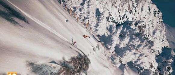《极限巅峰》发售 邀您攀登阿尔卑斯山