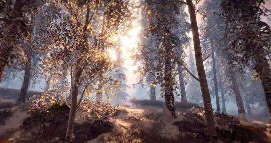 《地平线:黎明时分》PSX新预告 画质惊人
