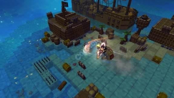 40级四人本月光船长要塞:沉船的支配者图文攻略