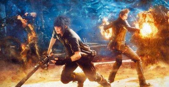 《最终幻想15》更新计划:增加可玩原创角色