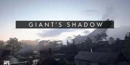 《战地1》推地图巨人阴影 土豪玩家提前玩