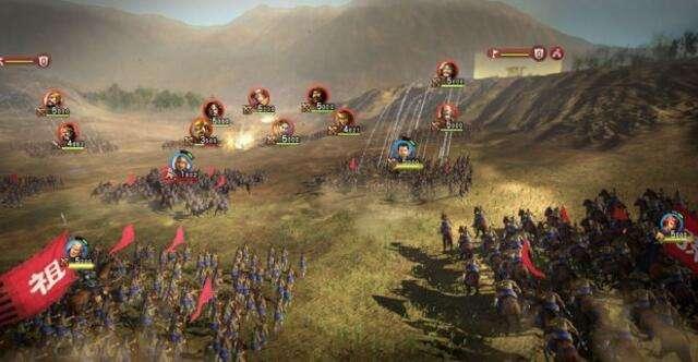 《三国志13:威力加强版》新试玩 全方位进化
