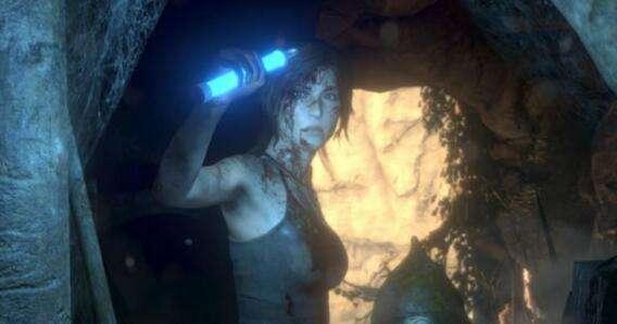 《古墓丽影:崛起》PS4PRO演示 画面强劲