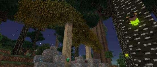 我的世界有更多树的MOD是什么 树MOD下载大全